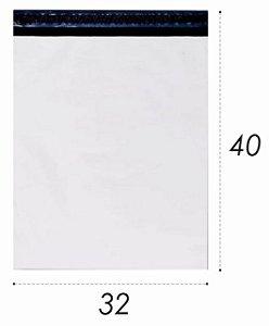 Envelope Plástico de segurança Lacre 32x40cm