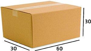 25 Caixas de Papelão Correios Sedex Pac Nº30  C:60 X L:30 X A:30 cm
