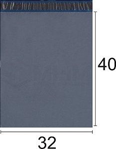 Envelope Plástico de Segurança com Lacre Economy 32x40 cm