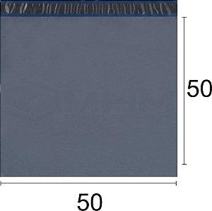 Envelope Plástico de Segurança com Lacre Economy 50x50 cm