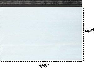 Envelope Plástico de Segurança Lacre Cinza 90x60 cm