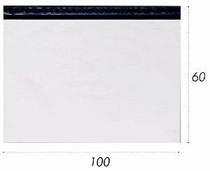 Envelope Plástico de Segurança com Lacre 100x60 cm