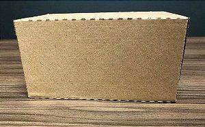 25 Caixas de Papelão Correios Sedex Micro G 20X12X10 cm