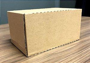 25 Caixas de Papelão Correios Sedex Micro G C:20 X L:12 X A:10 cm