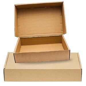 25 Caixas de Papelão Correios Sedex Pac Nº10 C:36,5 X L:24,5 X A:13,5 cm