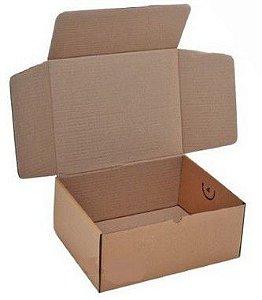 Caixa de Papelão Ecommerce Sedex Correios Nº02 23x13x8