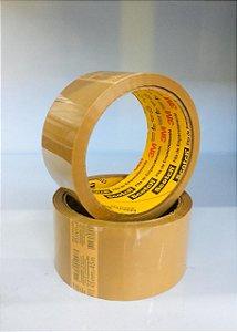 Fita adesiva Marrom 45mm x 45metros SCOTCH - 3M