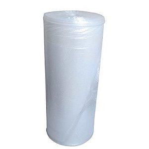 Bobina Plástico Bolha Cyclopack 25 Micras - 130 Cm x 100 Metros