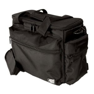 Bag de Vinil 4DJ Bolsa Mala transporte de equipamentos