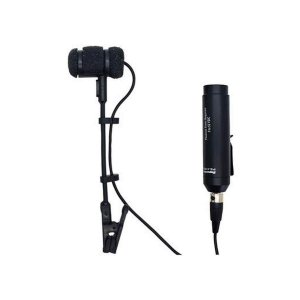 Microfone Superlux Metal Sax Pra383 Xlr Adaptador Ps418s
