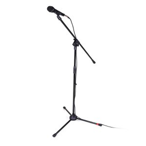Pedestal Suporte Para Microfone Superlux Ms108e