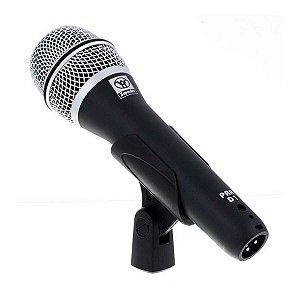 Microfone Profissional Superlux Vocal Dinâmico PraD1