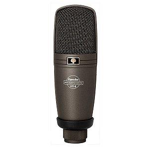 Microfone Condensador Superlux HO8 Profissional Studio