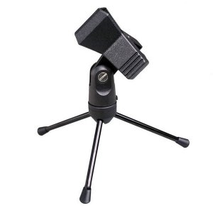 Suporte Microfone De Mesa Tripé Superlux Ds011 Stand
