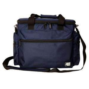 Bag de Vinil 4DJ transporte Disco Fone Notebook