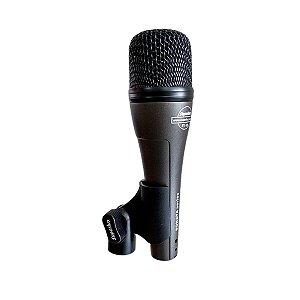Microfone Superlux Fi10 Dinâmico Sonata Instrumento E Vocal