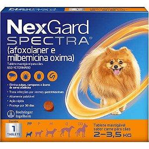 Nexgard Spectra PP 0,5G/2-3,5kg