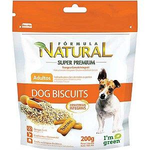 Fórmula Natural Biscuits Adulto 200g