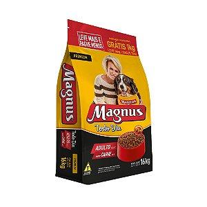 Magnus Todo Dia Sabor Carne 16kg