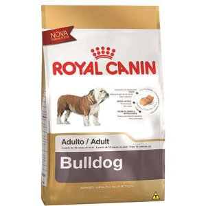 Royal Canin Bulldog Adultos - 12kg