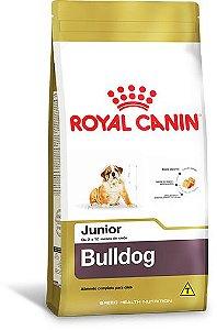 Royal Canin Bulldog Junior 12kg