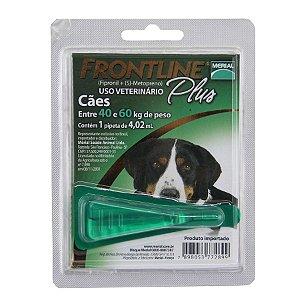 Frontline Plus Cães 4,02ml 40-60kg