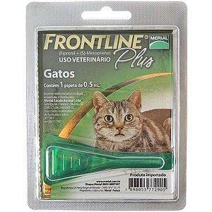 Frontline Plus Gatos 0,5ml