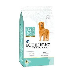 Equilíbrio Veterinary Obesity & D Cães 7,5kg