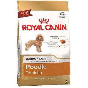 Royal Canin Poodle Adultos - 1kg
