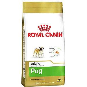 Royal Canin Pug Adultos - 1kg