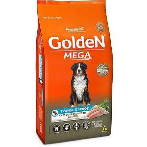 Golden Mega Cães Adultos - 15kg