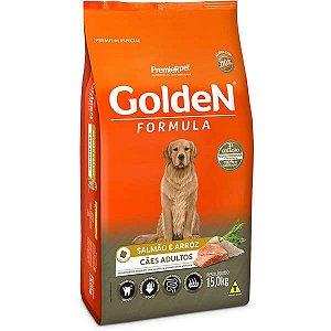 Golden Fórmula Adultos - Salmão/Arroz 15kg