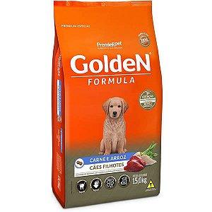 Golden Fórmula Filhote Carne/Arroz 15kg