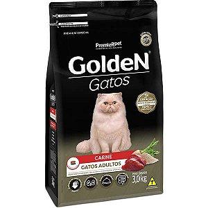 Golden Fórmula Gatos Adultos - Carne 3kg
