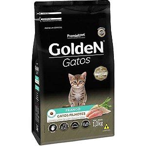 Golden Fórmula Gato Filhote Frango 1kg