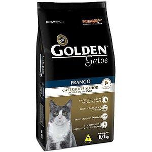 Golden Fórmula Gatos Adultos - Frango 10,1kg