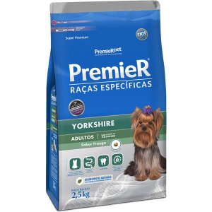 Premier Yorkshire Adultos - 2,5kg