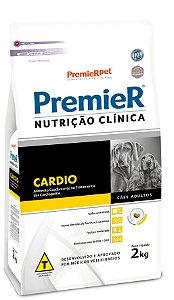 Premier Nutrição Clínica Cães Cardio 2kg