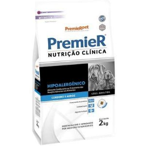 Premier Nutrição Clínica Cães Hipoal 2kg