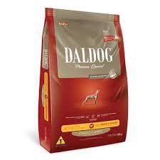 Daldog Adultos - Frango E Arroz 15kg