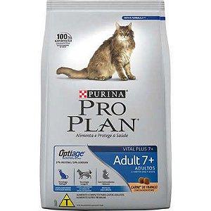 Proplan Gatos Adultos - Vital Age 7+ 7,5kg