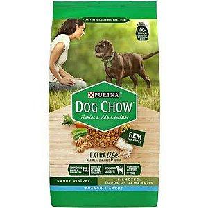 Dog Chow Pet Esp Filhote Raças Médias E Grandes -  Frango 15K