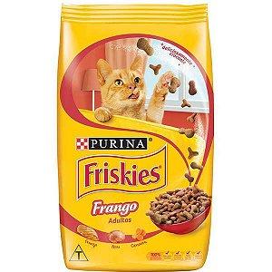 Friskies Adultos - Frango 3kg