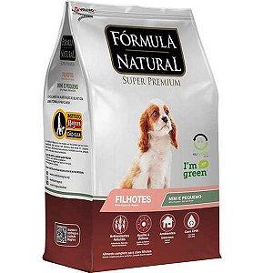 Fórmula Natural Filhotes - Mini/Pequenos 7kg
