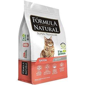 Fórmula Natural Gatos Castrados 7kg