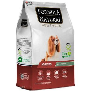 Fórmula Natural Adultos - Mini/Pequenos 7kg