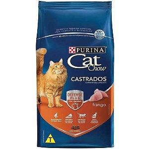 Cat Chow Adultos - Castrados 10,1kg