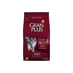 Gran Plus Gatos Castrados - Carne/Arroz 10X1kg