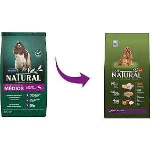 Guabi Natural Cães Adultos - Médio Frango E Arroz Integral 20kg