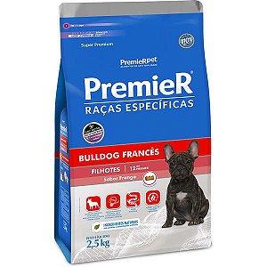 Premier Bulldog Frances Filhote 2,5kg